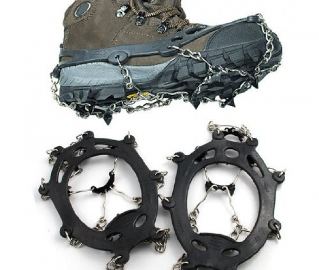 Snow Chain Boots
