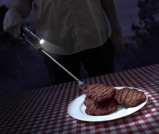 Tactical BBQ Fork